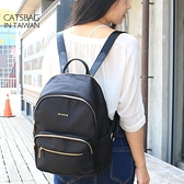 Catsbag|蜜露大容量多收納後背包 G1602