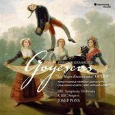 【停看聽音響唱片】【CD】葛拉納多斯:哥雅畫景 喬瑟普.龐斯 指揮 BBC交響樂團與合唱團