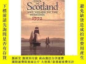 二手書博民逛書店A罕見Tour in Scotland, 1772: And V