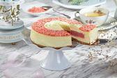 【奈良櫻手作烘焙】覆盆子重乳酪蛋糕