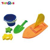 玩具反斗城 SIZZLIN COOL 玩沙用的小船
