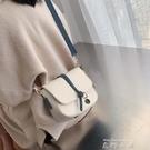 高级感包包2021新款潮爆款百搭网红质感2021法国小众洋气斜背包/側背包女 米娜小鋪