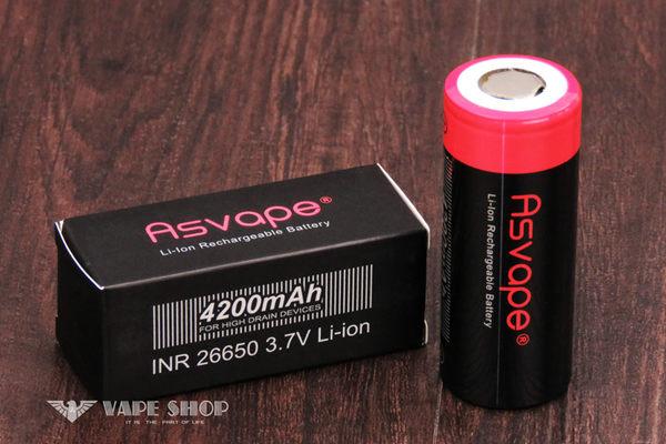 【沃德維普】Asvape 26650 4200mah 50A 電池