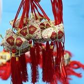 平安香包 粽子香包 項鍊式手工(成品)/一包10個入(促80) 端午節香包-4762