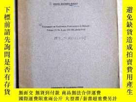 二手書博民逛書店民國1933年外文資料:THE罕見LIFE-HISTORY OF