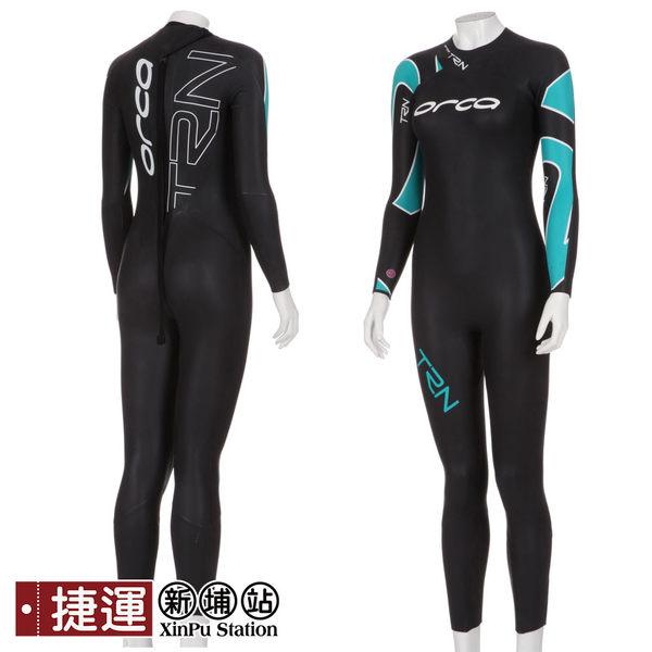 ORCA TRN女用衝浪浮潛水三鐵防寒衣