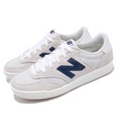 New Balance 休閒鞋 300 NB 灰 藍 麂皮鞋面 N字鞋 低筒 韓妞必備 女鞋【PUMP306】 WRT300WND