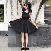 吊帶裙吊帶裙女春夏裝2019款女很仙的法國小眾洋裝法式復古裙山本初戀 衣櫥秘密