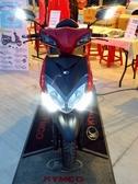 KYMCO光陽機車 LED定位燈後視鏡組Racing S 125 RacingKing 150 RacingKing 180 G6 125 G6 150