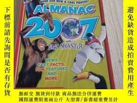 二手書博民逛書店Time罕見for Kids Almanac 2007 with
