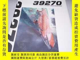 二手書博民逛書店英文精裝原版罕見39270 Further Tougher Closer Volvo Ocean RaceY2