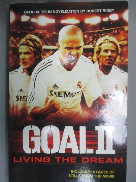 【書寶二手書T6/體育_CLJ】Goal! 2_Robert Rigby
