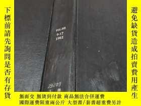 二手書博民逛書店chemical罕見week vol.88 1961 (化學周)