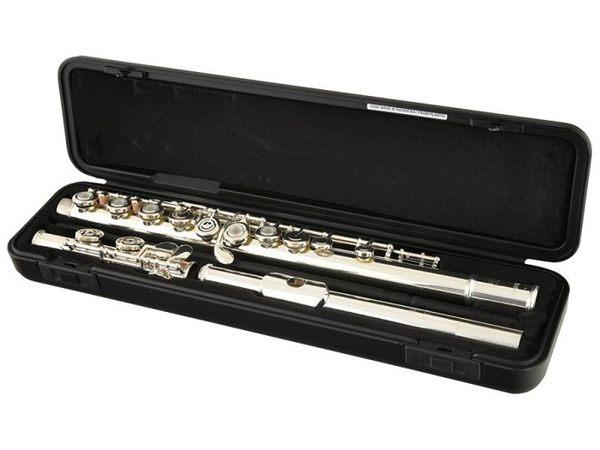 【金聲樂器】YAMAHA YFL-372/YFL372 開孔+E鍵 最新款長笛