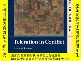 二手書博民逛書店Toleration罕見In ConflictY256260 Rainer Forst Cambridge U