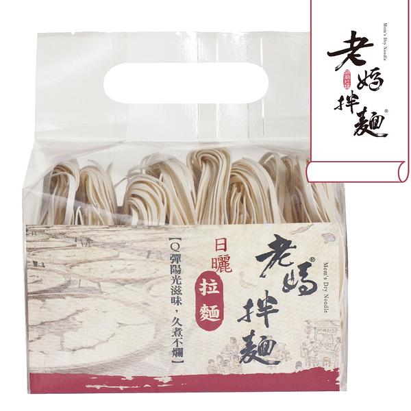 【老媽拌麵】 關廟拉麵 384g/袋