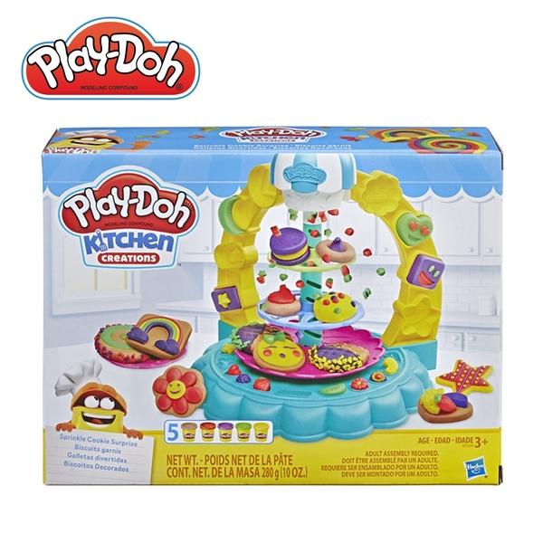 Play-Doh培樂多-廚房系列-點點餅乾盤