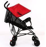 嬰兒推車全網透氣可坐可躺折疊便攜傘車