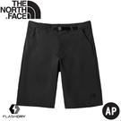 【The North Face 男 快乾健行短褲《黑》】 46KZ/休閒短褲/運動短褲/戶外短褲