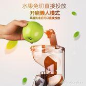 汁渣分離大口徑榨汁機家用全自動果蔬多功能原汁機水果汁機 igo 黛尼時尚精品