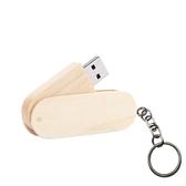 隨身碟u盤32g竹子木質公司宣傳商務禮品學校團隊婚禮生日優盤16g/64g/128g隨身碟USB春季新品