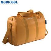 瑞典 MOBICOOL 義大利原創設計 ICON 16 保溫保冷輕攜袋(黃色)