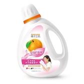橘子工坊 深層天然濃縮洗衣精-2200ml【愛買】