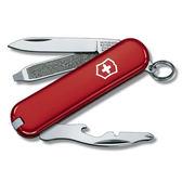 VICTORINOX 瑞士維氏 經典 9用瑞士刀-紅