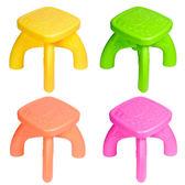 寶貝樂 貓頭鷹攜帶式可拆組兒童椅4入(BTFU28)