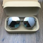 太陽鏡-新款墨鏡女潮人偏太陽鏡男士開車司機專用眼鏡 東川崎町