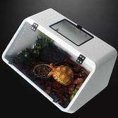 Z-爬蟲箱水陸斜面箱爬寵箱寵物飼養箱蛇箱烏龜冬眠箱倉鼠刺猬保溫箱