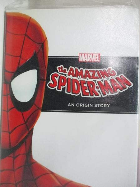 【書寶二手書T1/原文小說_D5N】The Amazing Spider-Man: An Origin Story_Thomas