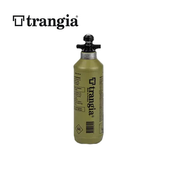 丹大戶外用品【Trangia】瑞典 Trangia Fuel Bottle 燃料瓶 / 0.5公升 / 橄欖綠 506105