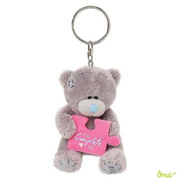 METOYOU 英國品牌  YOU COMPLETE ME熊熊鑰匙圈/吊飾  全球知名      ~ OHMYDOG!  (omd) ~