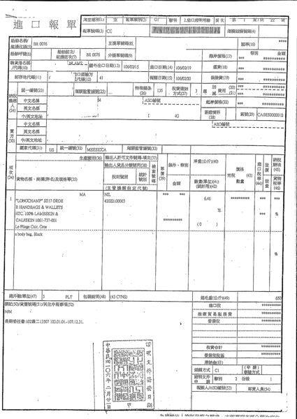 LONGCHAMP 經典長提把中型尼龍摺疊水餃包(粉紅色-含帕巾)480132-058