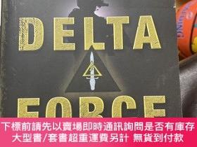 二手書博民逛書店Delta罕見Force: A Memoir by the Founder of the Military s M