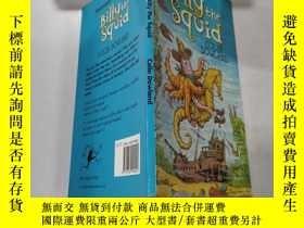 二手書博民逛書店billy罕見the squid:魷魚比利Y212829