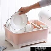 碗櫃 碗架瀝水架廚房家用收納盒帶蓋收納箱置物架塑料 JY176   【全館免運】