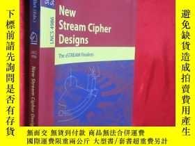 二手書博民逛書店New罕見Stream Cipher Designs: The