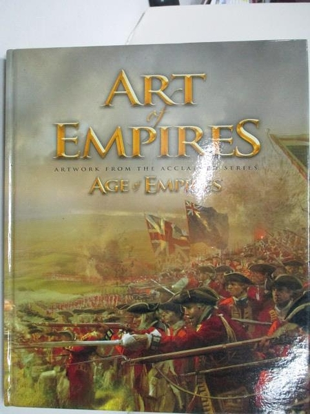 【書寶二手書T1/繪本_I96】ART EMPIRES_Age of Empires