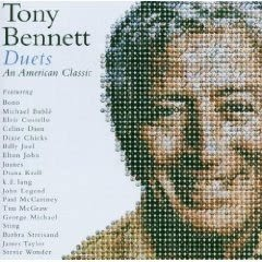 東尼班奈特 世紀星讚對唱 CD (購潮8)