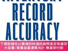 二手書博民逛書店Inventory罕見Record AccuracyY255174 Brooks, Roger B.  Wil