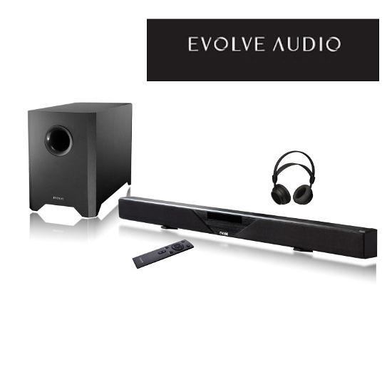 結帳現折$14800 EVOLVE SB-2600 audio Soundbar 藍芽音響 SB2600