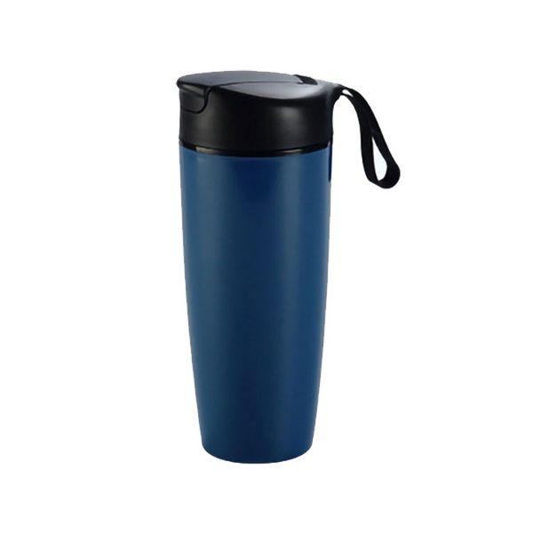 [輸碼GOSHOP搶折扣]陶瓷內膽 保溫杯 560ml 隨行杯 咖啡杯 車載茶杯 食品級PP 真空 防燙 學生 商務