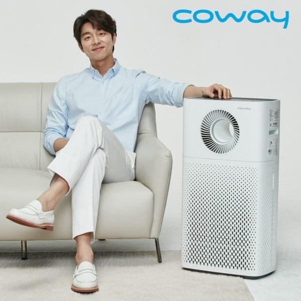 加送孔劉手機架【Coway】綠淨力噴射循環空氣清淨機 AP-1516D (最大可至20坪)
