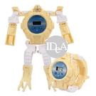 IDEA 兒童電子手錶 玩具 變形 公仔...