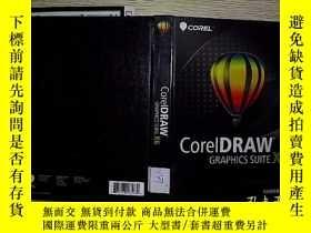 二手書博民逛書店coreidraw罕見graphics suite X6Y203