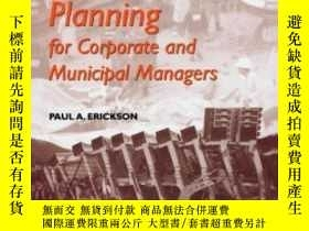 二手書博民逛書店Emergency罕見Response Planning: For Corporate And Municipal