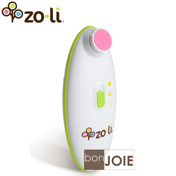 ::bonJOIE:: 美國進口 Zo-li Buzz 嬰兒指甲修剪電動搓刀 ( 大人小孩兩用 新生兒 嬰幼兒適用 指甲剪 )