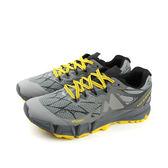 MERRELL AGILITY PEAK FLEX  越野鞋 灰色 男鞋 no789